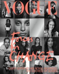 copertina Vogue Uk settembre